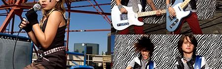 KIDS LA Fashion Magazine Rock & Roll Shoot