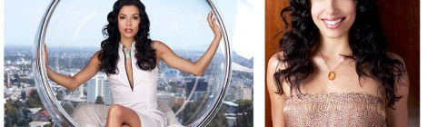 Eva Longoria / Tracey Taylor Makeup & Hair Artist